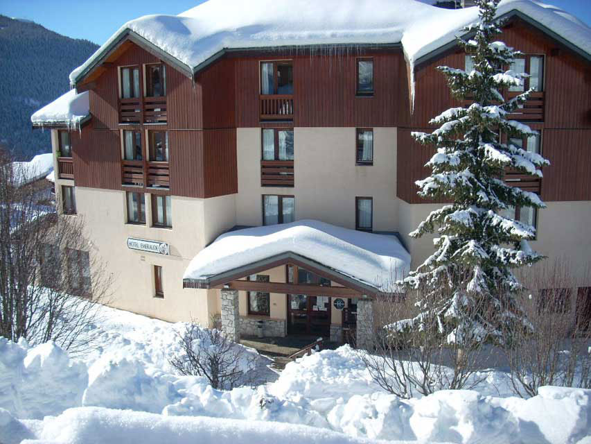 HÔTEL EMERAUDE*** VALLANDRY -